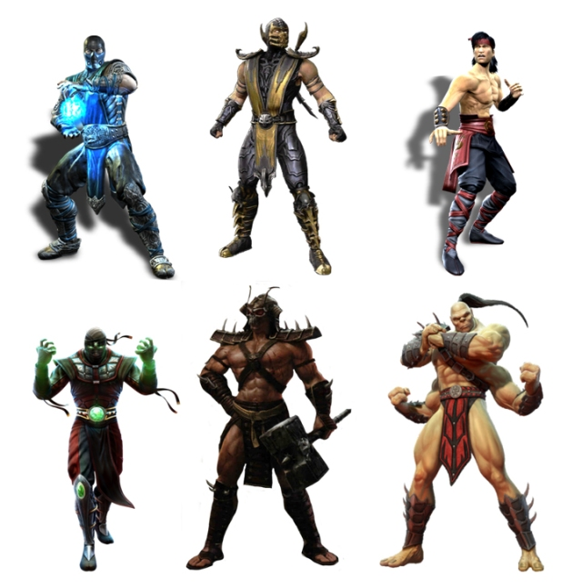 Case Study Mortal Kombat 2011 Building Character An